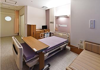 病室 1床